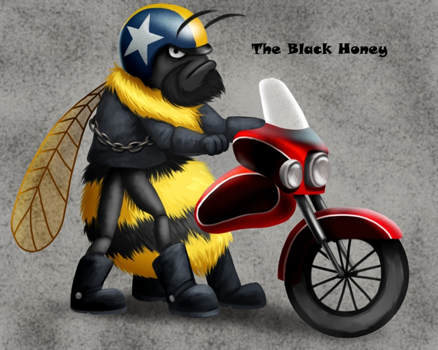 The Black Honey