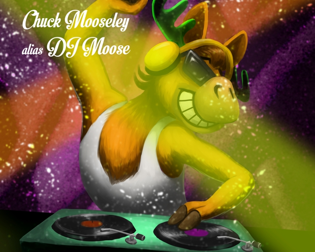 DJ Moose to keep you entertained!