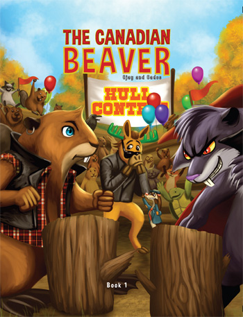The Adventures of the Beaver Beaver